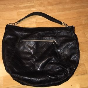 Liz Claiborne leather hobo bag 👌